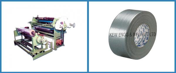 Metallizing Grade Slitter Rewinder Machine