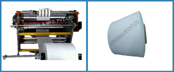 Hot Stamping Grade Slitter Rewinder Machine