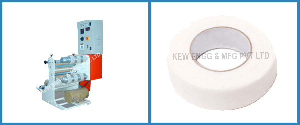 Micro Tape Slitter Rewinder Machine