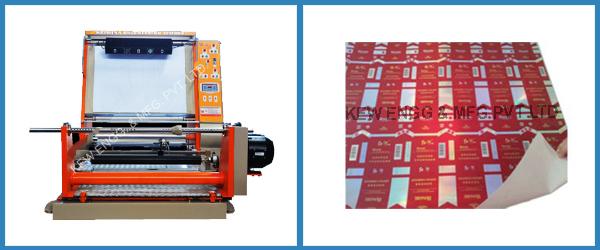 Inspection Slitter Rewinder Machine